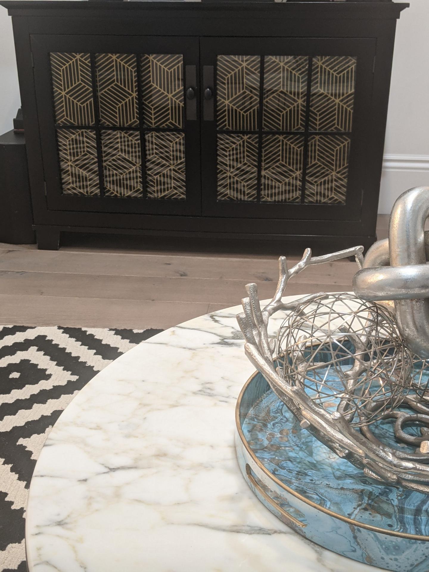 3 Minute Fix – Updated TV Cabinet